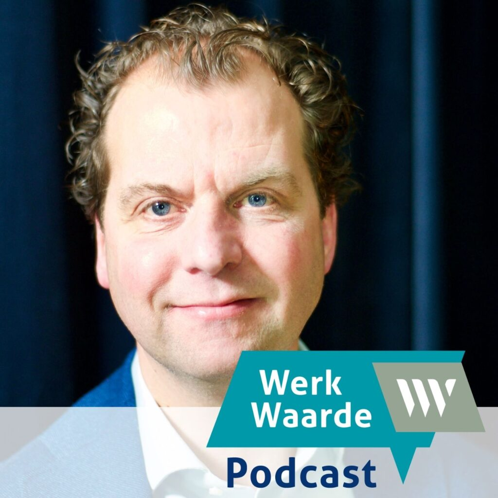 Werkwaarde podcast met Gaston Merckelbagh